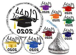 108 GRADUATION PARTY FAVORS HERSHEY KISS KISSES LABELS class