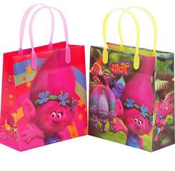 12Trolls Birthday Party Favors Goody Gift Candy Bags Loot Bo