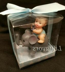 2PCS Baby Shower Favors Party Decoration Its a baby Boy blue