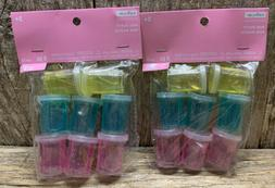 2 Sets Of 8 Mini Putty- Slime- For Party Favors- Kids Birthd