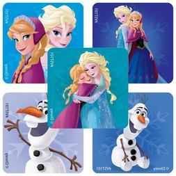 25 Disney Frozen Stickers Party Favors Teacher Supply Olaf A