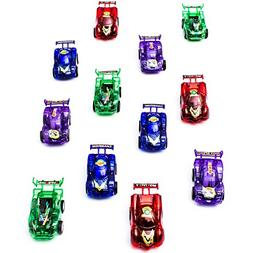 Fun Central AU202 12 Pull Back Racer Cars