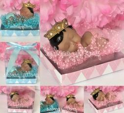 Baby Shower Favors African Ethnic Baby Cake Topper Party Dec