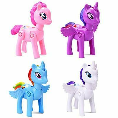 4 Deformation Eggs Toys Inside Unicorn Theme Party forKid