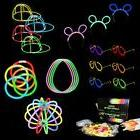 "Fun Central BC905 100 Pcs 8"" Glow Stick Party Pack Halloween"