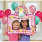 MAGICAL UNICORN INFLATABLE FRAME ~ Birthday Party Supplies F