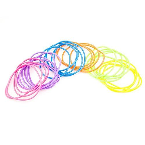 Adorox Neon Rainbow Favors Birthday )