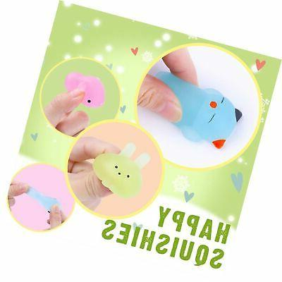 LEEHUR Party Favors Glitter in The Animals Sq...