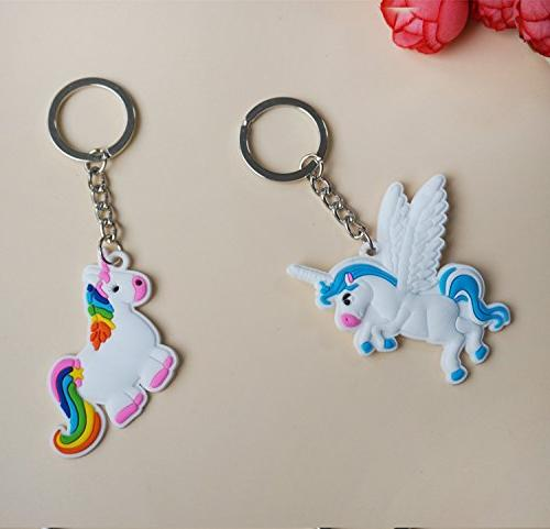 YUEAON 30 pack Unicorn Party Supplies Birthday for