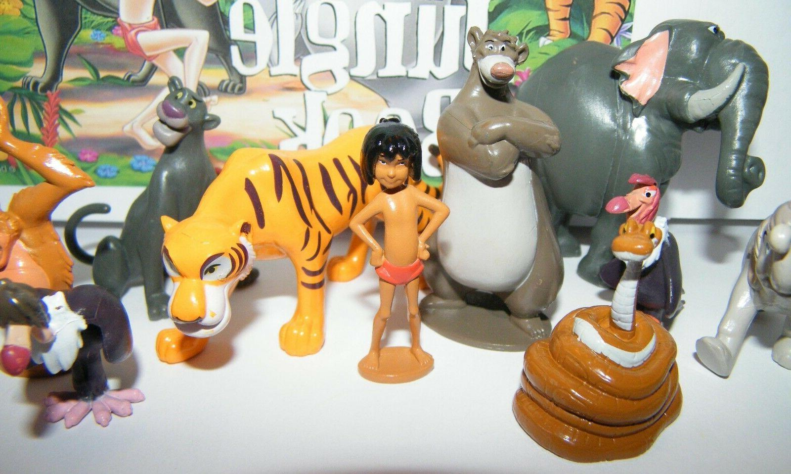 Disney The Jungle Book Party Favors with Mowgli Khan Etc