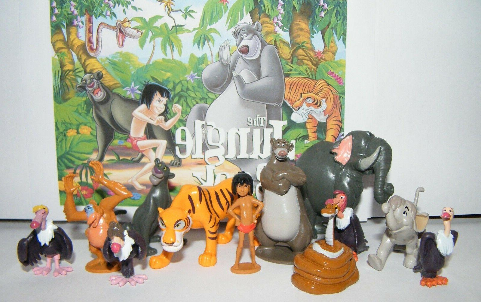 the jungle book party favors set of