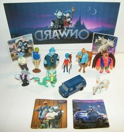 Disney Onward Movie Party Favors 14 Set with 10 Figures and