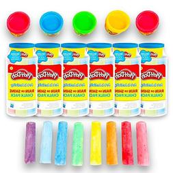 Play-Doh Party Favors Set for Toddlers Kids -- 6 Individuall
