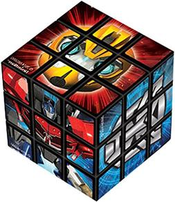 Amscan Transformers Puzzle Cube