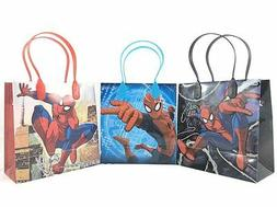 12x Marvel Ultimate Spider-Man Birthday Party Favors Goody L